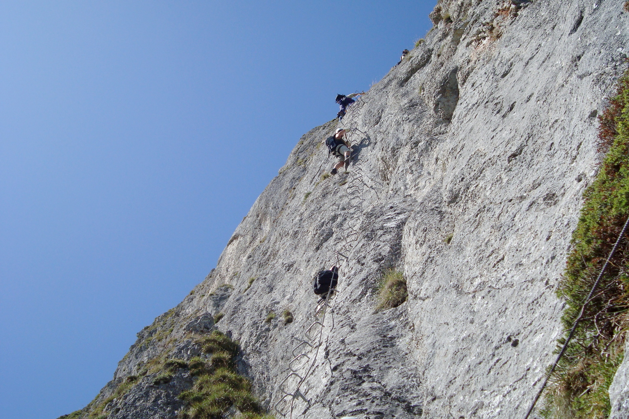 Klettersteig Gantrisch : Gantrisch